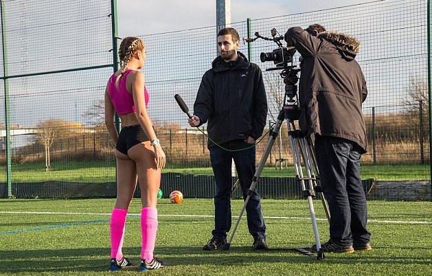 Lingerie Football League Banned By The FA 2F773F6D00000578 3363798 image a 5 1450370212927