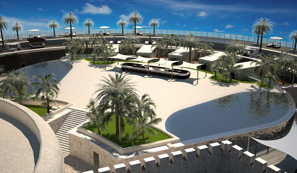 A WWII Concentration Camp Will Be Turned Into A Luxury Beach Resort 302B8FF800000578 3399714 image a 10 1452792674844