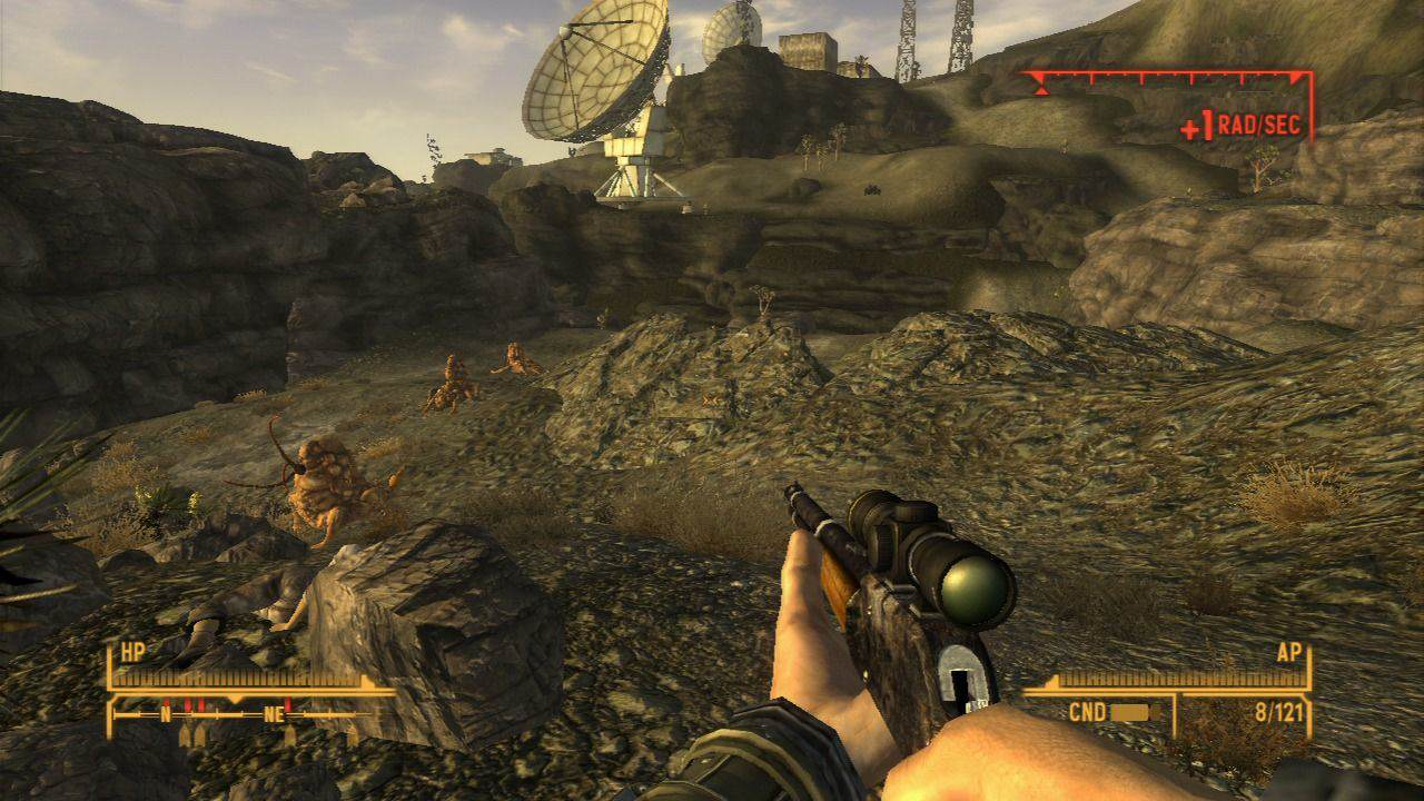 Multiplayer Fallout May Finally Be A Reality Thanks To New Vegas Mod 558576 fallout new vegas playstation 3 screenshot watch out for centaurs