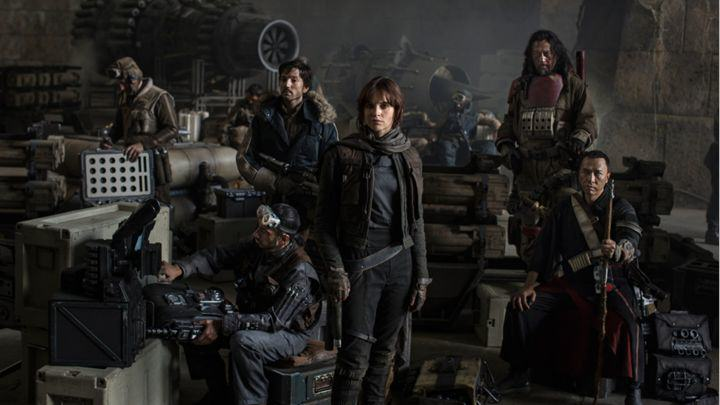 Everything We Know About The Next Star Wars Movie, Rogue One 720x405 rogue