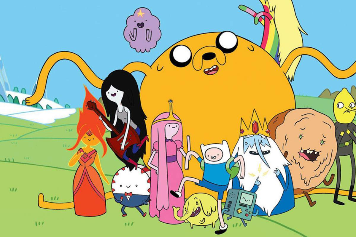 These Classic Kids TV Shows Were Trippy As F*ck AdventureTime 1200x800
