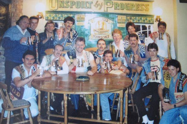 These Guys Have Been On An Epic 32 Year Pub Crawl Birmingham Mail