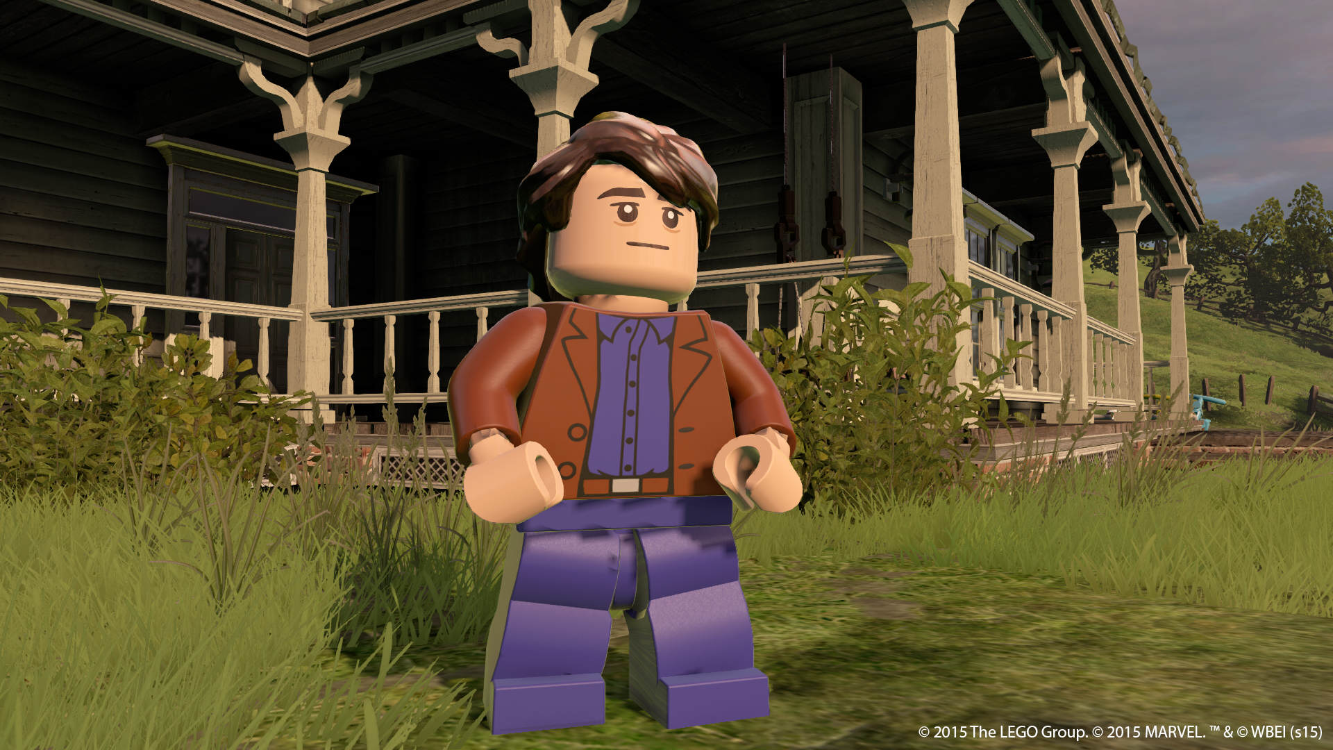 Review: LEGO Marvel's Avengers Bruce Banner Age of Ultron