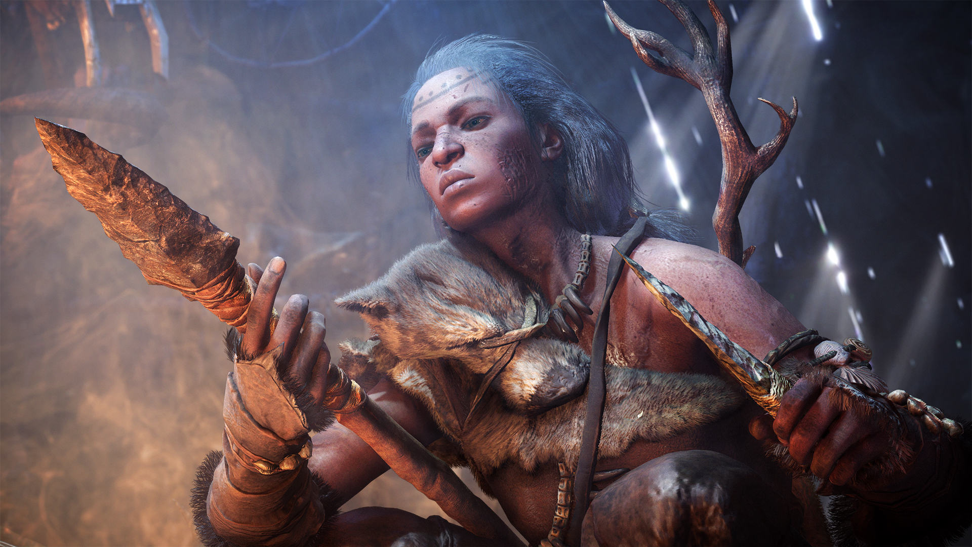 An Exclusive Look At Far Cry Primal Ahead Of Release Day FCP 01  Hunter  Screenshots PREVIEW PR 160126 6pm CET 1453716676