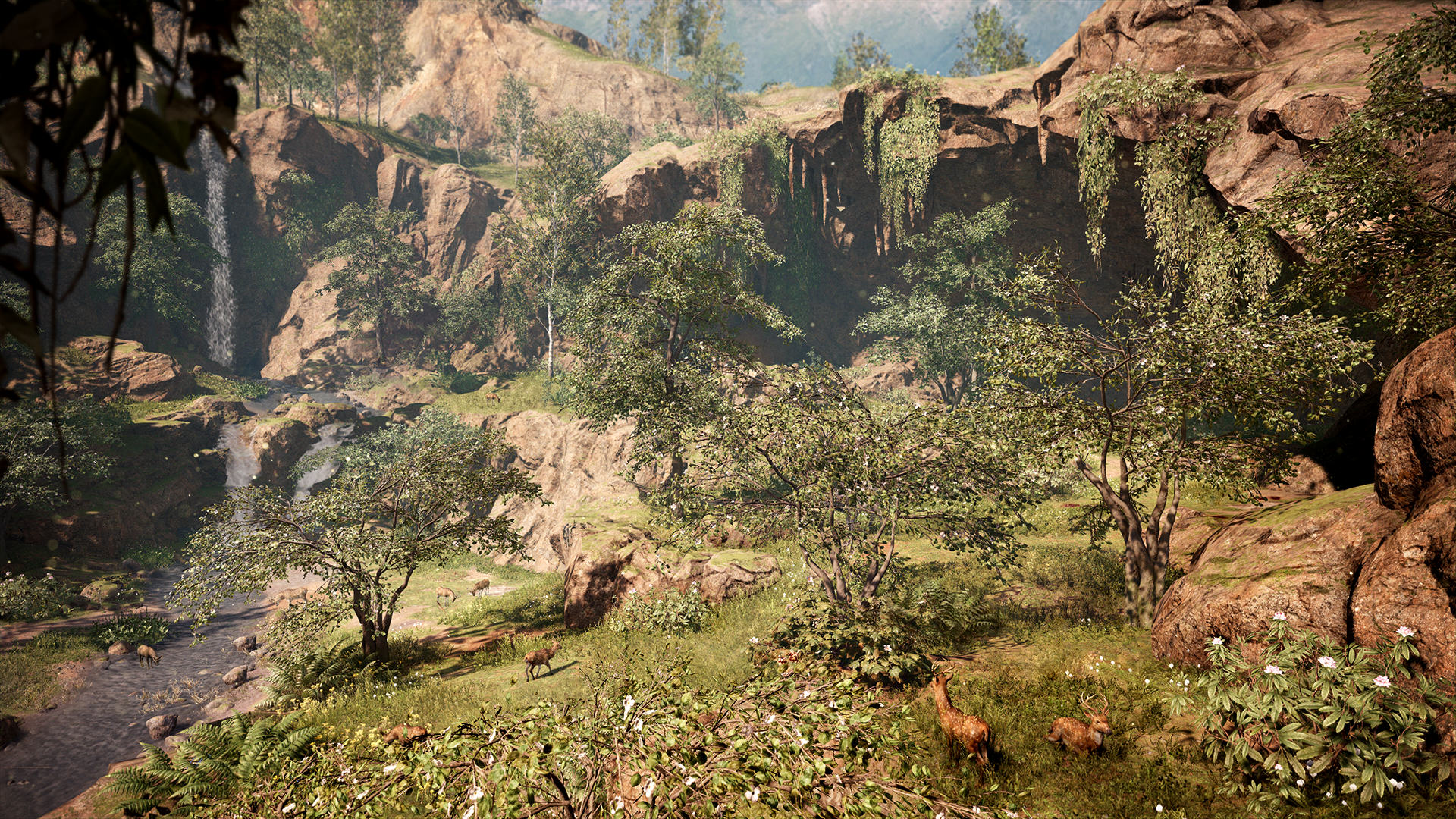 An Exclusive Look At Far Cry Primal Ahead Of Release Day FCP 07 Village Empty Screenshots PREVIEW PR 160126 6pm CET 1453716687