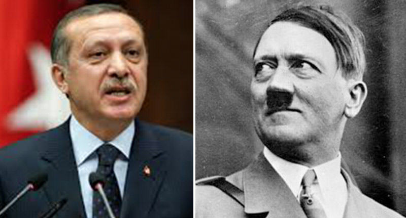 Turkish President Says Hitlers Germany Was A Good Example Of Effective Government FaceThumb 3