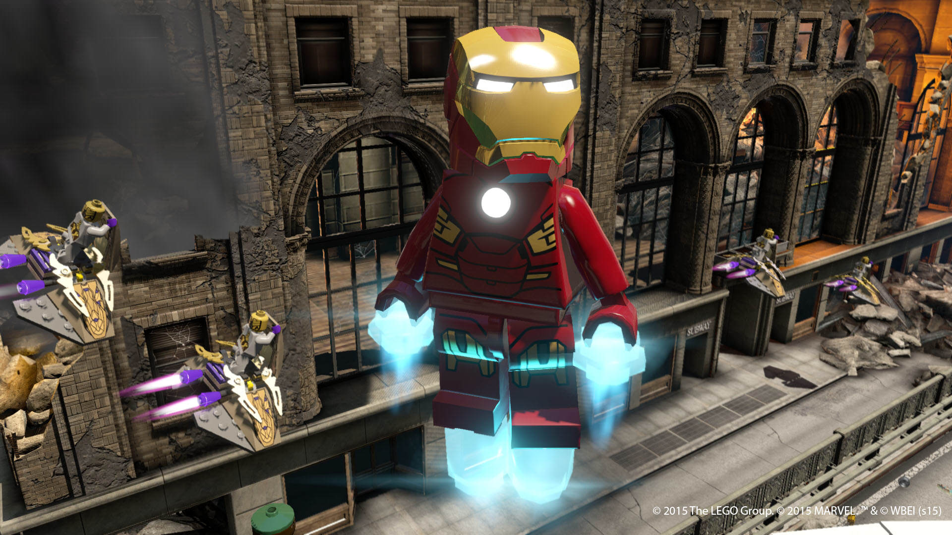 Review: LEGO Marvel's Avengers Iron Man