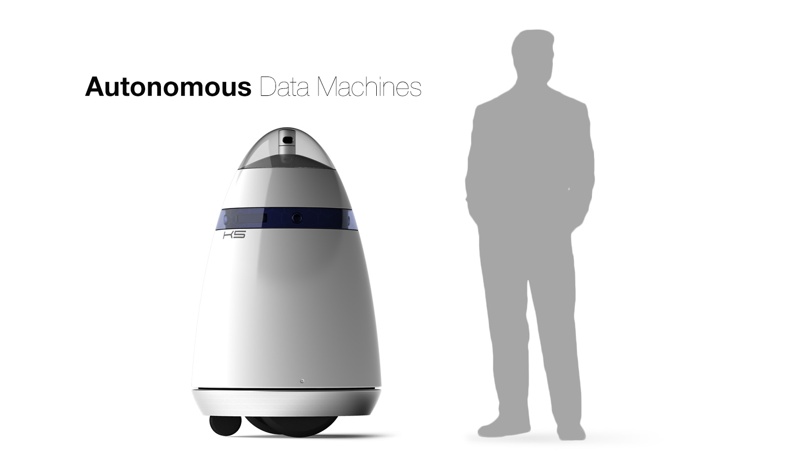 Meet The Worlds First Police Robot Knightscope K5 Media