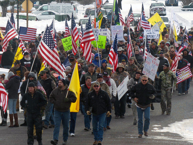 People Are Wondering Why The Oregon Militiamen Arent Being Called Terrorists Les ZaitzThe Oregonian via Associated Press 1