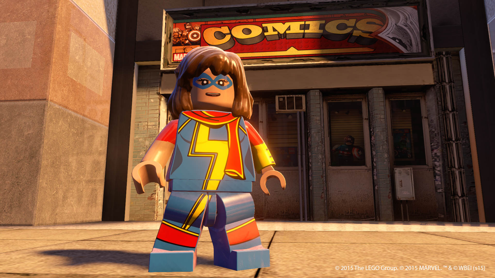 Review: LEGO Marvel's Avengers Ms Marvel Kamala Khan