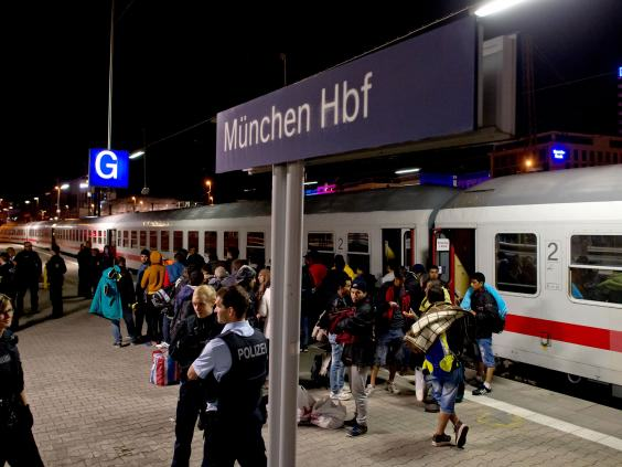 Police Evacuate Two Train Stations In Munich After Isis Terror Threat Munich Getty