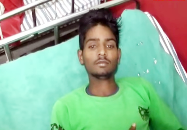 NOPE: Lad Has Stomach Pains, Turns Out To Be Parasitic Twin Narendra Kumar Parasite twin 0118