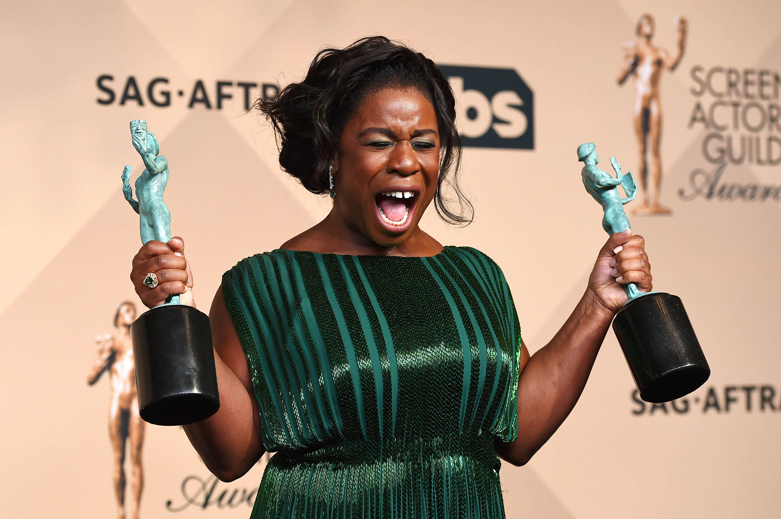 Oscars Put To Shame By Number Of Non White Winners At SAG Awards PA 25386421 1