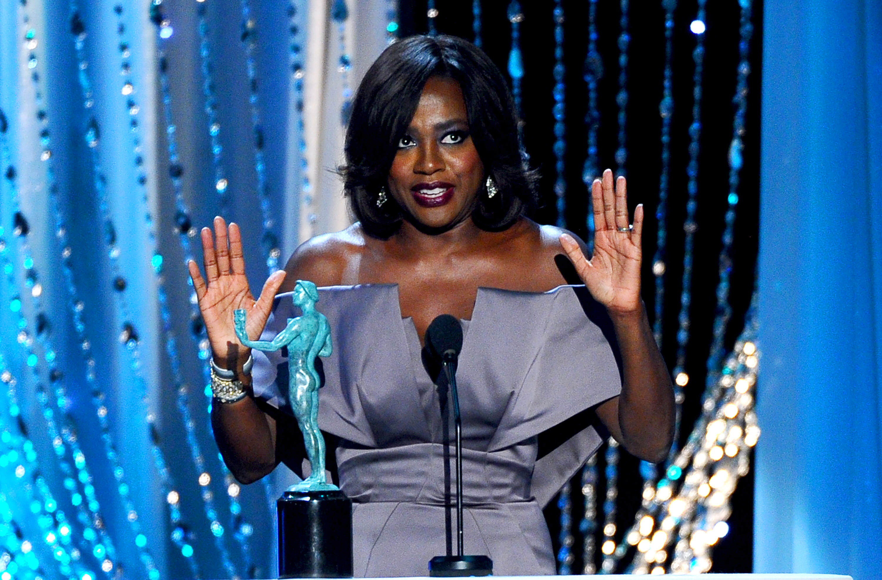 Oscars Put To Shame By Number Of Non White Winners At SAG Awards PA 25386744 1