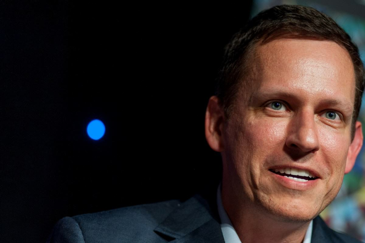 Are These Entrepreneurs Really Comic Book Supervillains? Peter Thiel from Fortune Live Media e1410971290253 1200x800