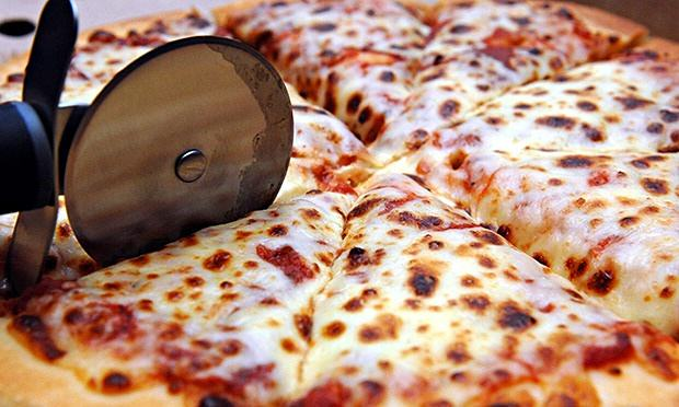 Scientists Discover Way To Trick Your Mind Into Eating Less Pizza Pizza being sliced 010 1