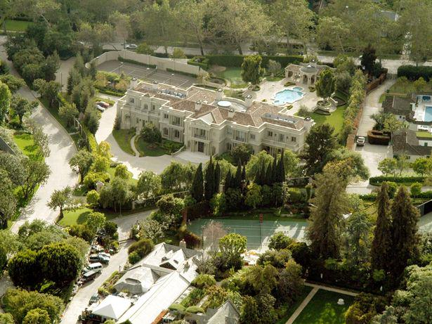 You Can Now Buy The Playboy Mansion, But Theres A Catch Playboy Mansion