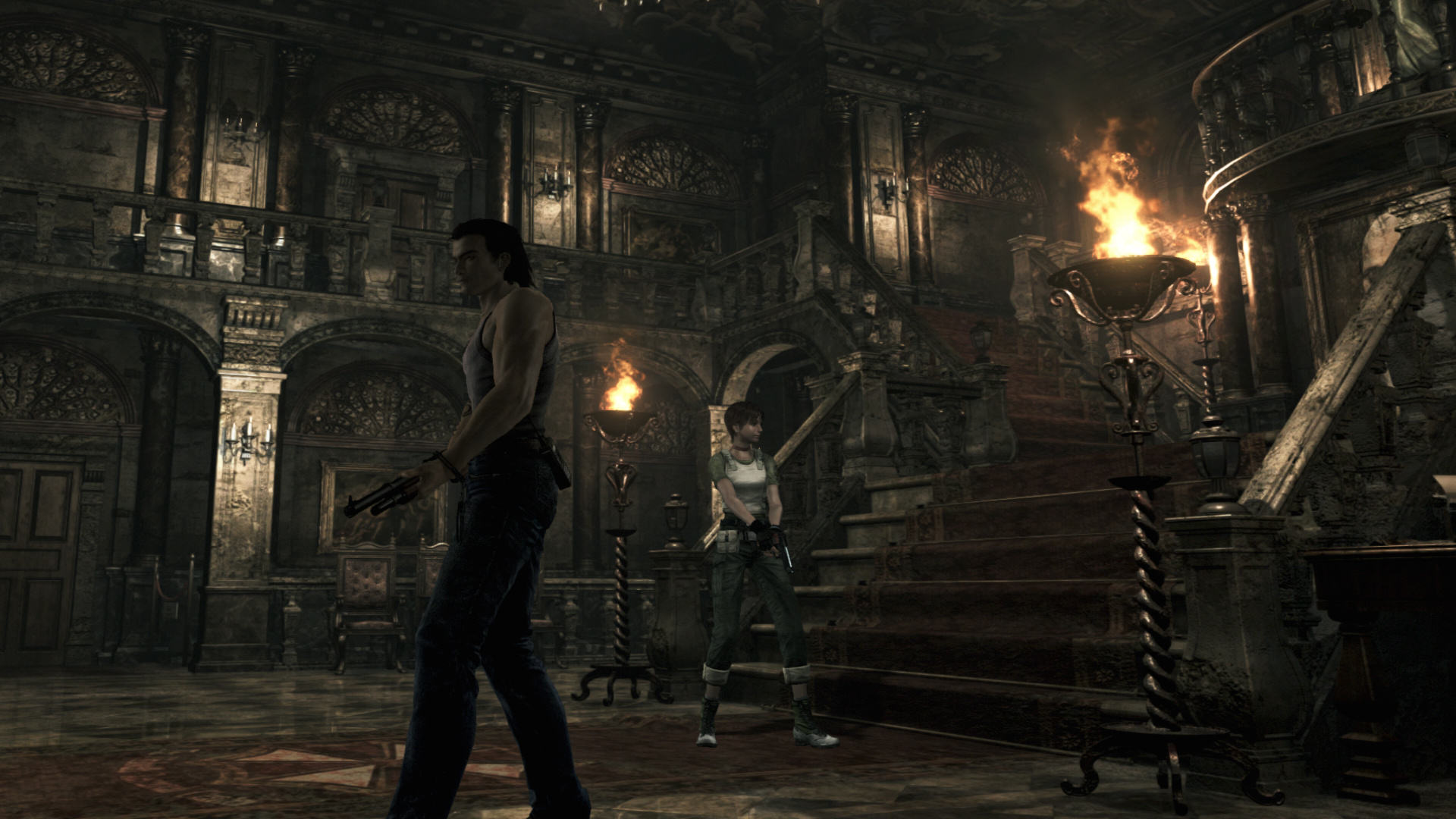 Resident Evil 0 HD Is A Welcome Reminder Of The Series Roots RE0 Review 0006 1452532990