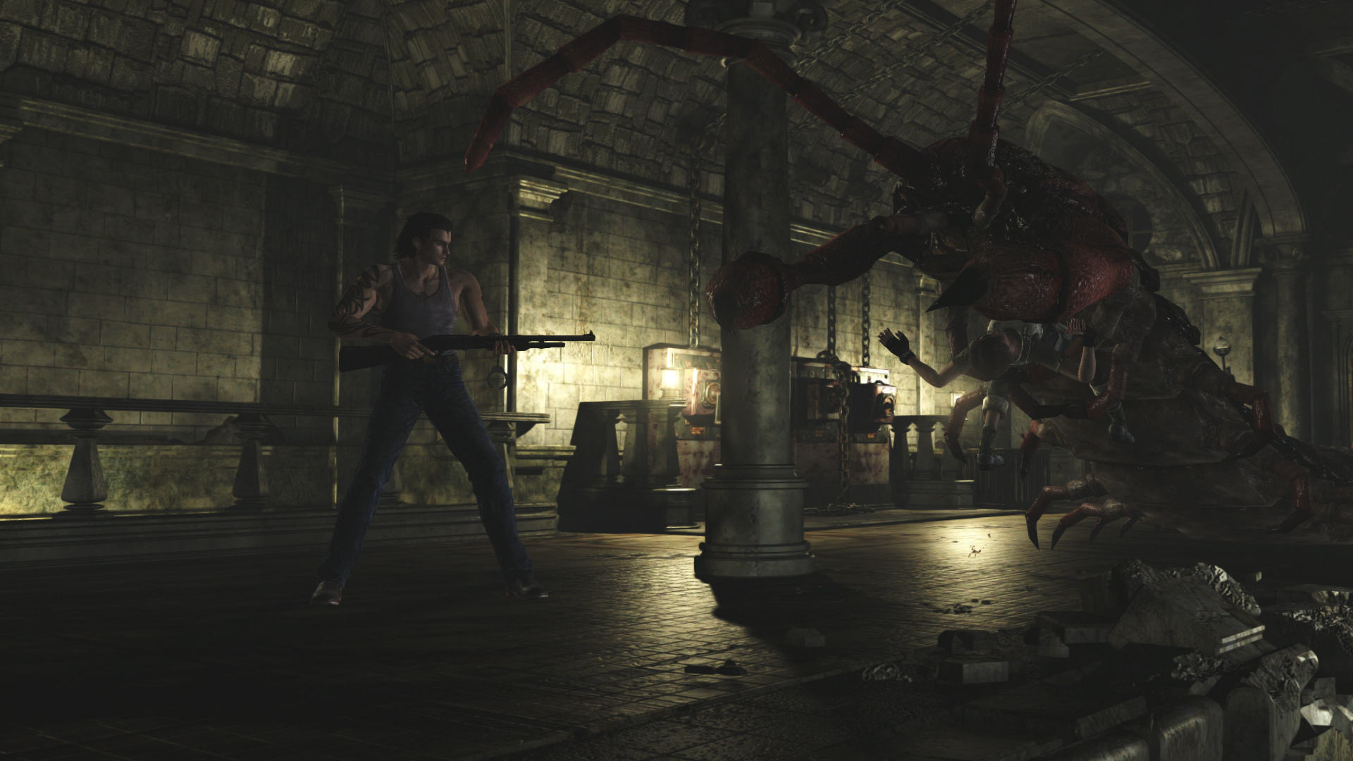 Resident Evil 0 HD Is A Welcome Reminder Of The Series Roots RE0 Review 0008 1452532991