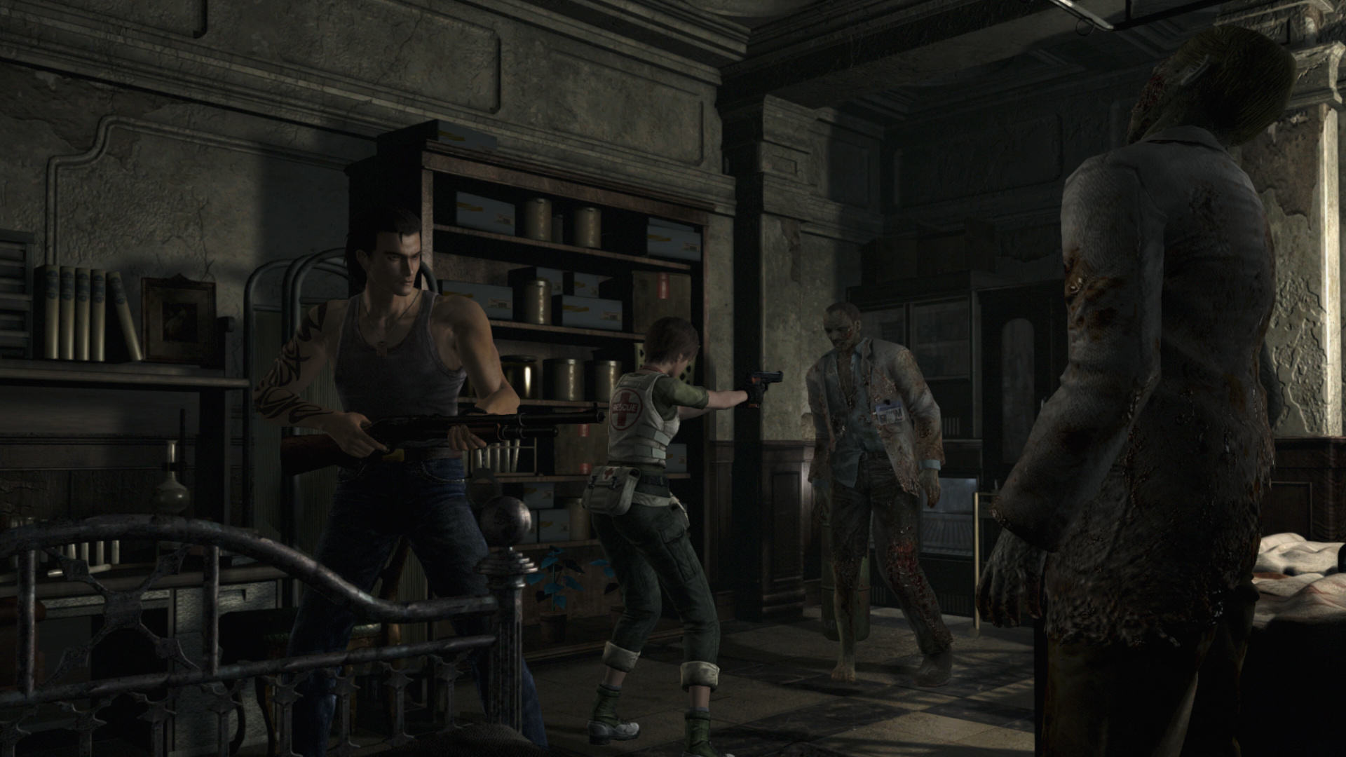 Resident Evil 0 HD Is A Welcome Reminder Of The Series Roots RE0 Review 0010 1452532992