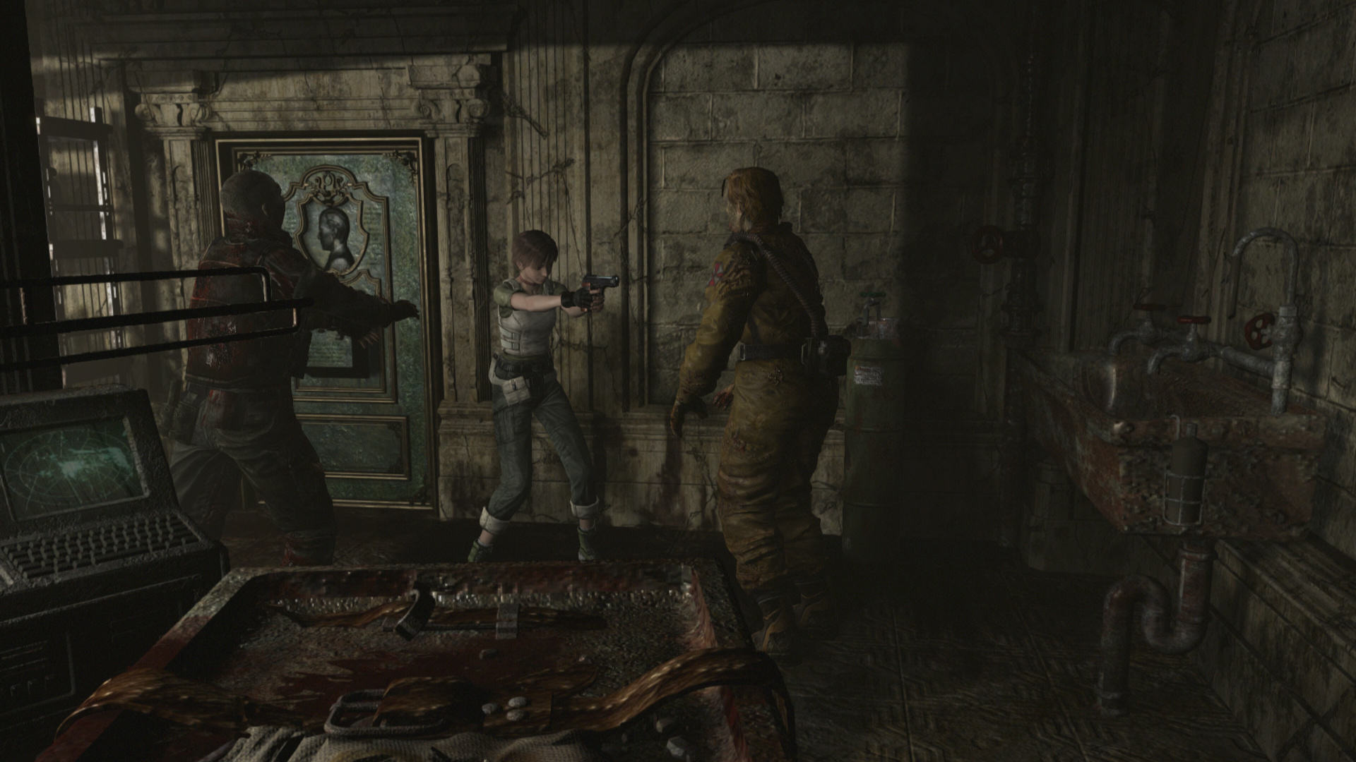 Resident Evil 0 HD Is A Welcome Reminder Of The Series Roots RE0 Review 0014 1452532995