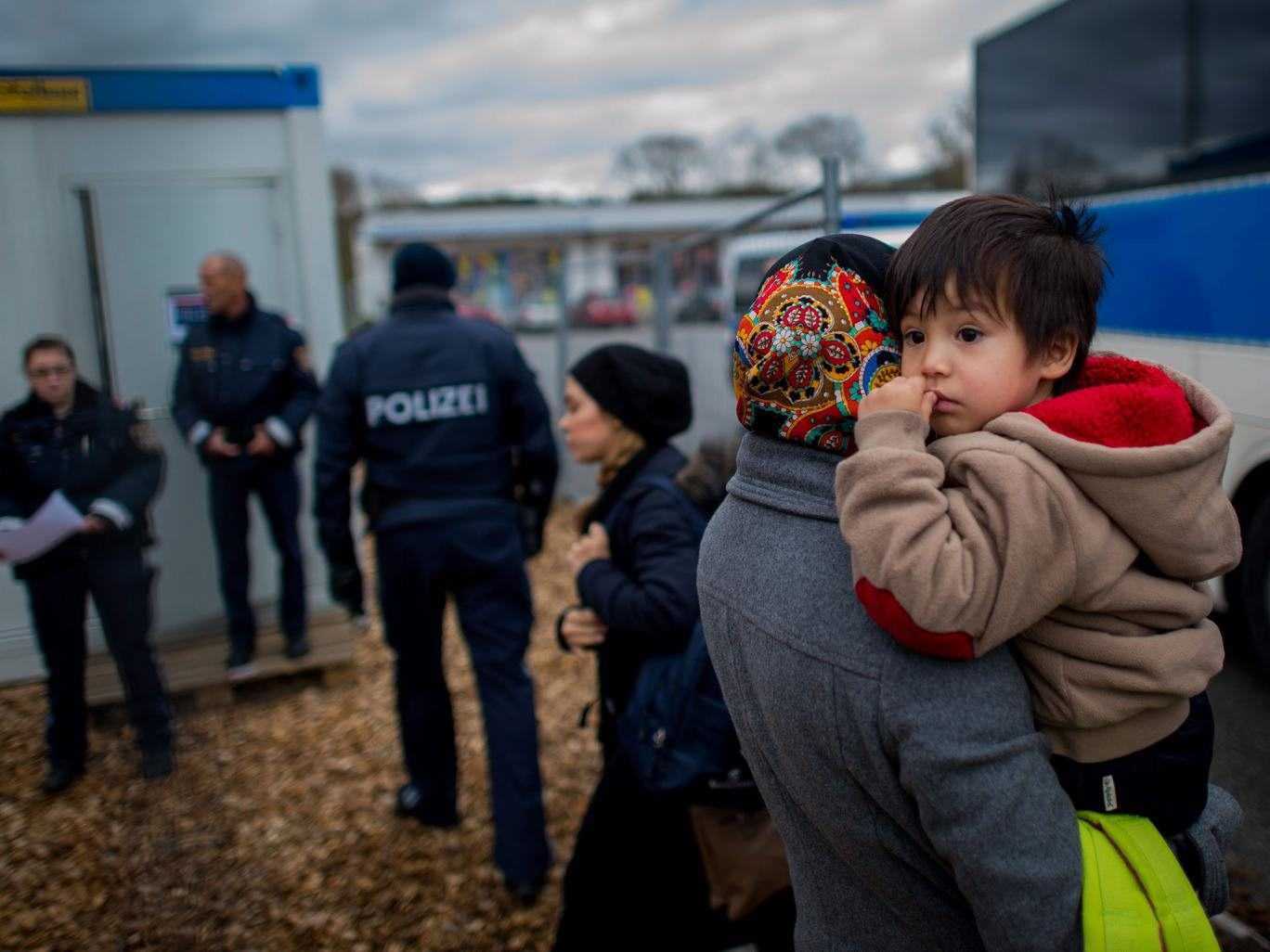 Germany Is Now Seizing Cash And Valuables From Arriving Refugees Refugees Austria Germany