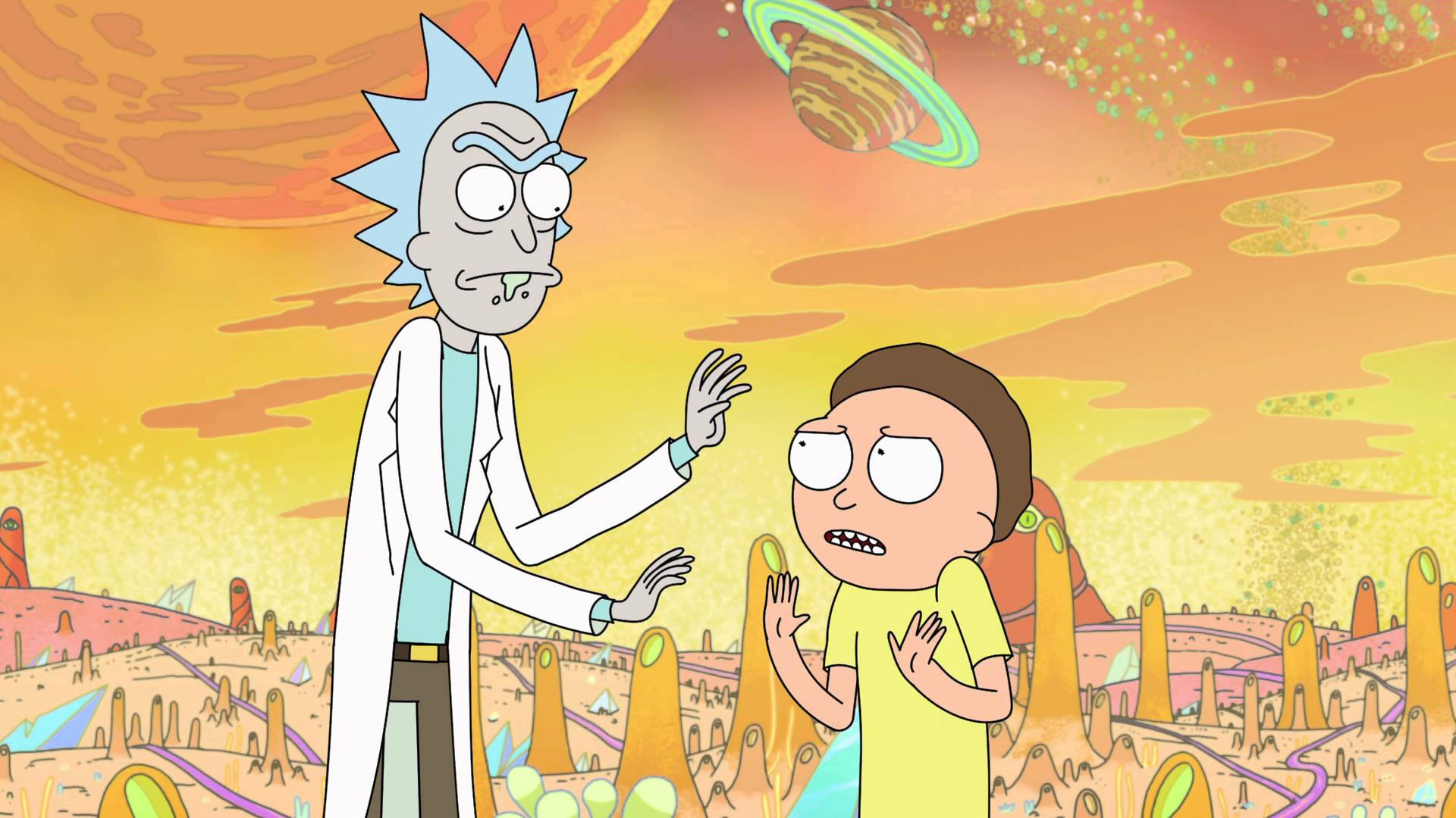 New Rick And Morty/ Pokemon Game Confirmed, Called Pocket Mortys RickAndMorty