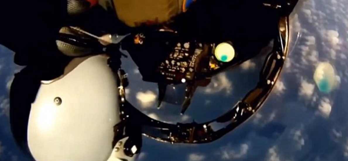 Incredible Cockpit Footage Shows Fighter Jet Pilots Performing Amazing Tricks Screen Shot 2016 01 01 at 13.10.01