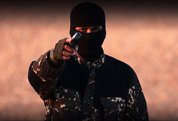 Is This Londoner The New Jihadi John From ISIS Execution Video? Screen Shot 2016 01 04 at 22.35.10