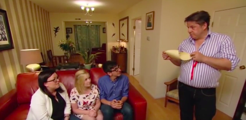 Guy Who Had Epic Breakdown On Come Dine With Me Speaks Out Screen Shot 2016 01 05 at 14.37.00