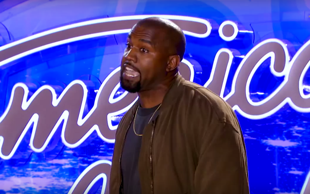 Watch As Kanye West Auditions For Final Season Of American Idol Screen Shot 2016 01 05 at 18.23.21