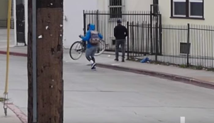 Pranksters Get Revenge On Bike Thieves In Best Way Possible Screen Shot 2016 01 15 at 16.43.46 1
