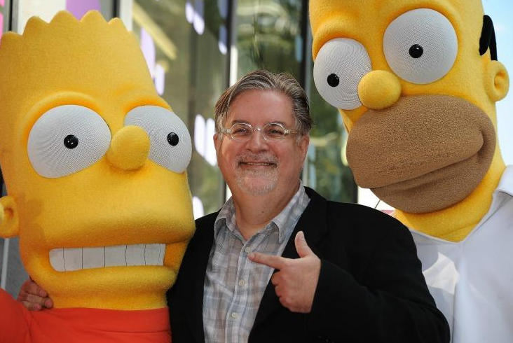 Simpsons Creator Matt Groening Is Supposedly Working On An Original Cartoon For Netflix Screen Shot 2016 01 17 at 17.41.11