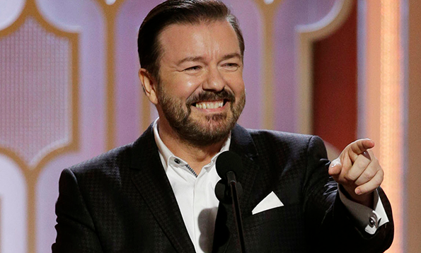 Ricky Gervais Might Have Actually Been Holding Back At The Golden Globes Screen Shot 2016 01 18 at 16.42.24