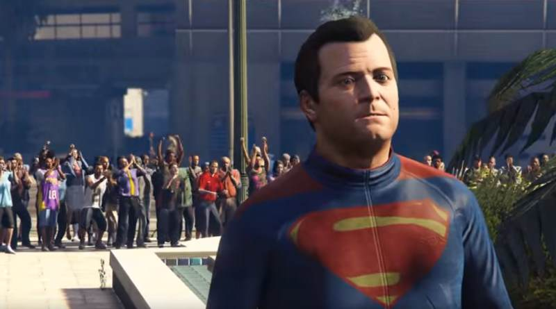 Check Out Batman V Superman And Hey Arnold Remade In GTA V Screenshot 335