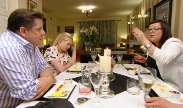 Guy Who Had Epic Breakdown On Come Dine With Me Speaks Out See one Come Dine With Me contestants scathing put down to rival as winner is revealed 1 1