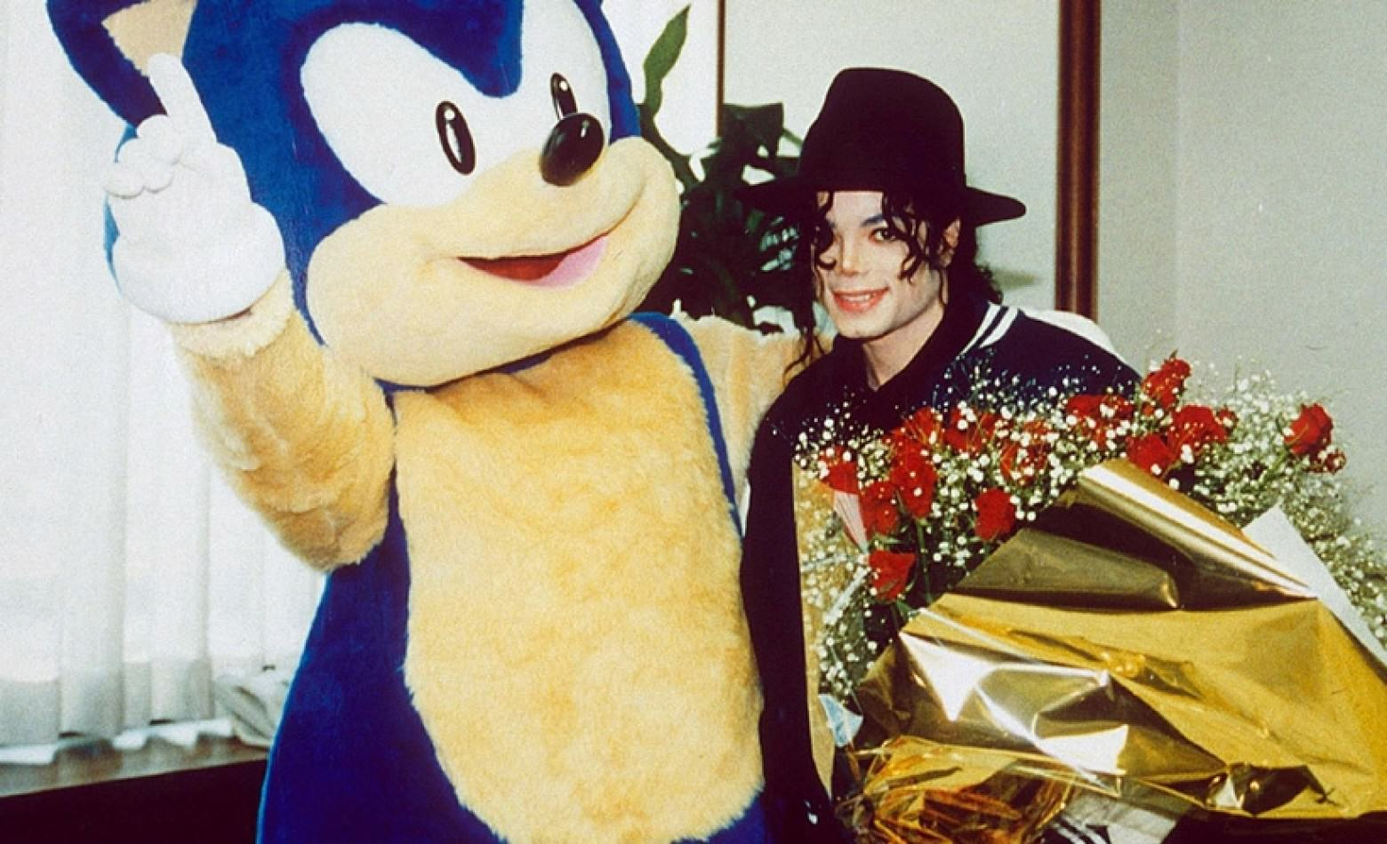 We May Finally Have Confirmation Of Michael Jacksons Involvement With Sonic 3 Sonic and Michael Jackson sonic the hedgehog 38220318 1560 950