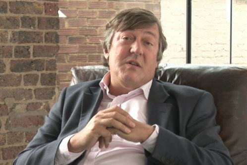 Stephen Fry Announces He's Battling Cancer