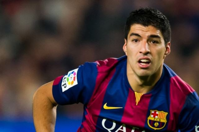 Seven Footballers Who Are C*nts, Unless They Play For Your Team Suarez 640x426