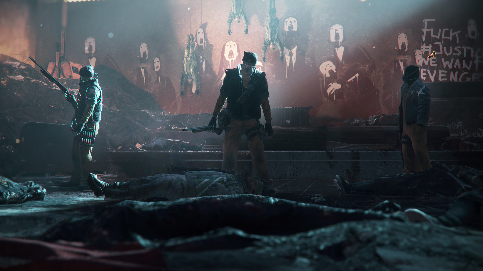 We Had An Exclusive Look At The Division Ahead Of Release Day TCTD 1601 web screenshot rikers