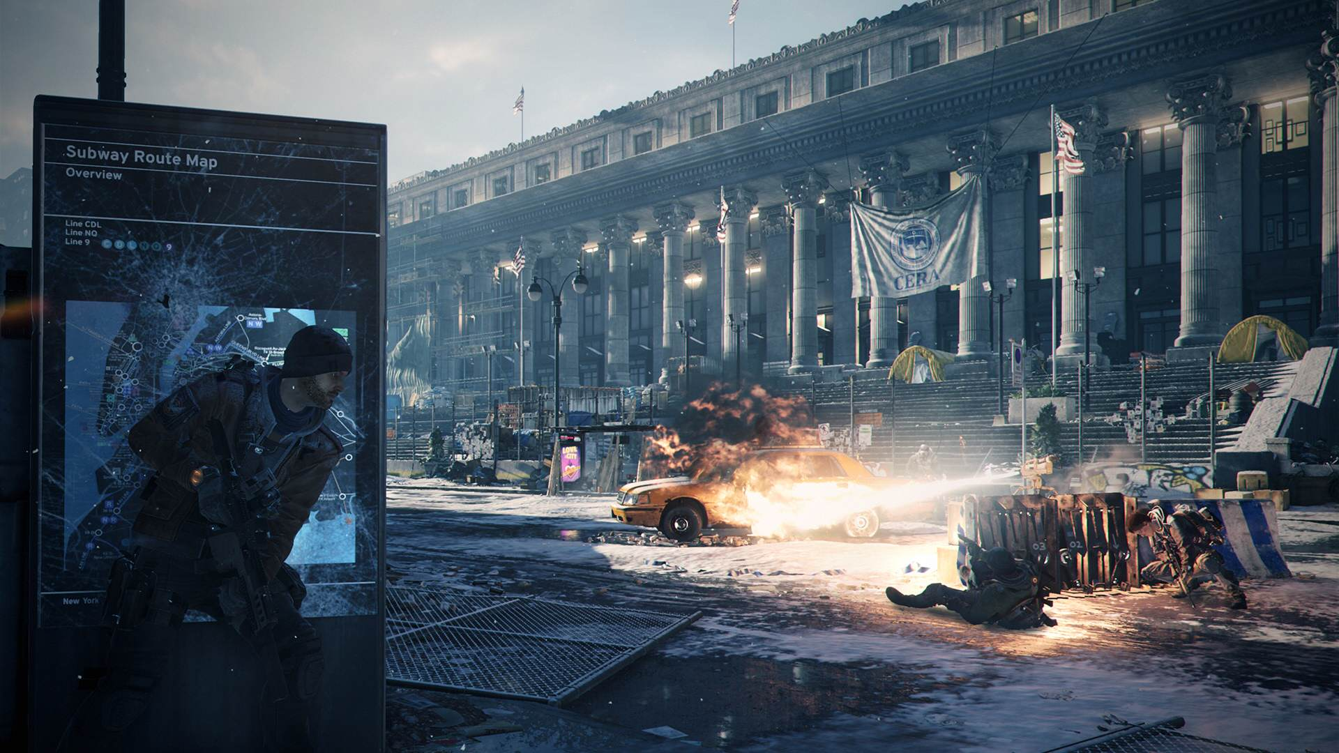 Ubisoft Have Revealed Their Plans For The Division Post Launch TD Jun92014 06