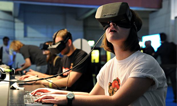 Oculus Founder Palmer Luckey Speaks Out About Rifts Controversial Price The Oculus Rift headset i 010