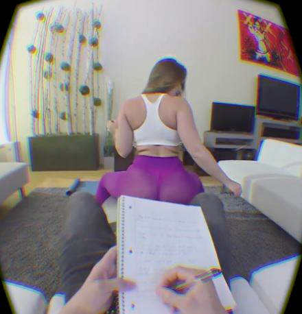 Virtual Reality Porn Is Here And It Sounds Really F*cking Weird VR porn 3