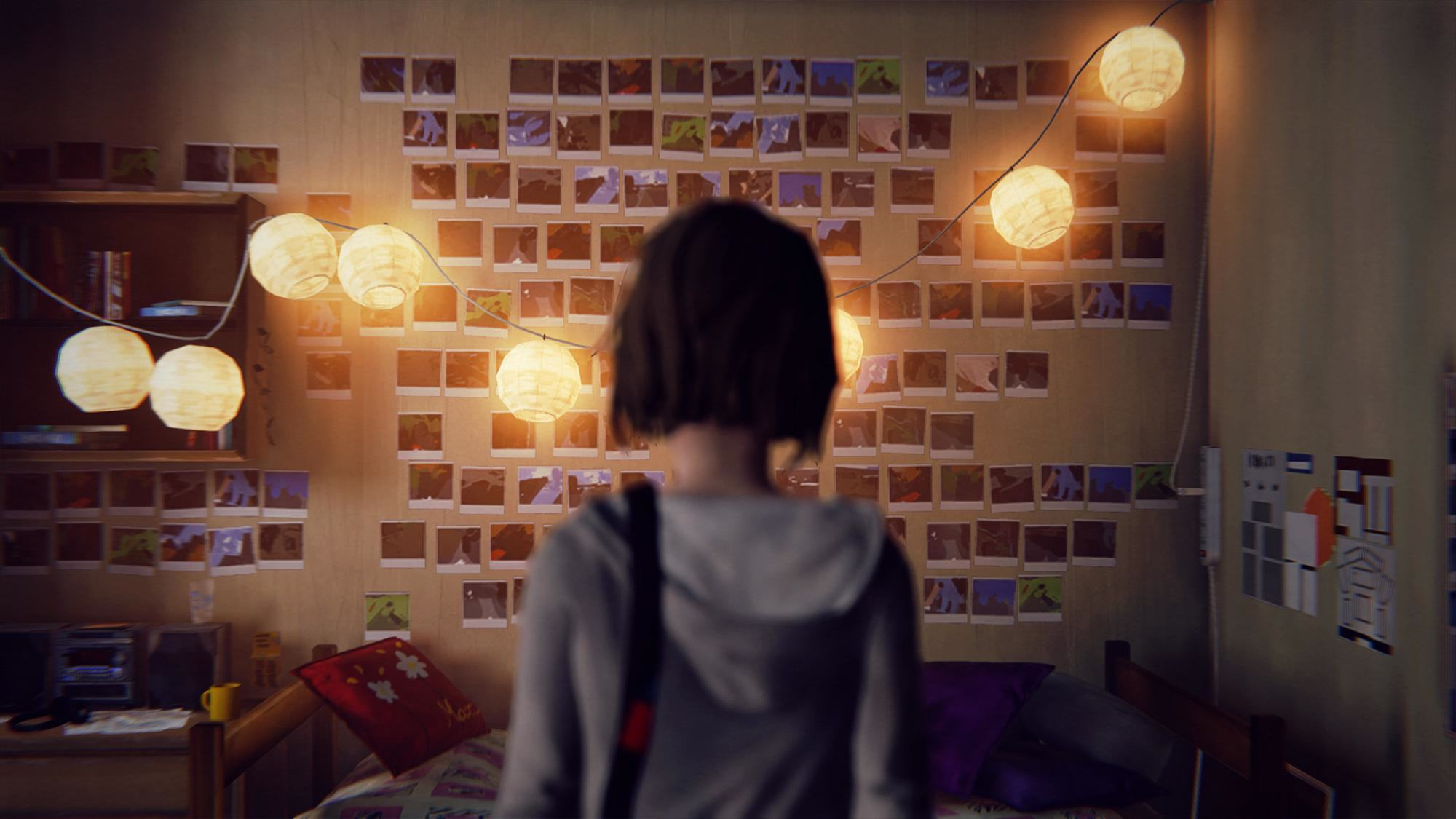 Life is Strange Inspires #EverydayHeroes Twitter Campaign Wiki background
