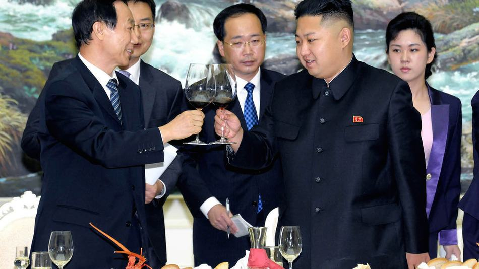 North Korea Does It Again! Invents Alcohol Which Doesnt Give Hangovers alcohol1