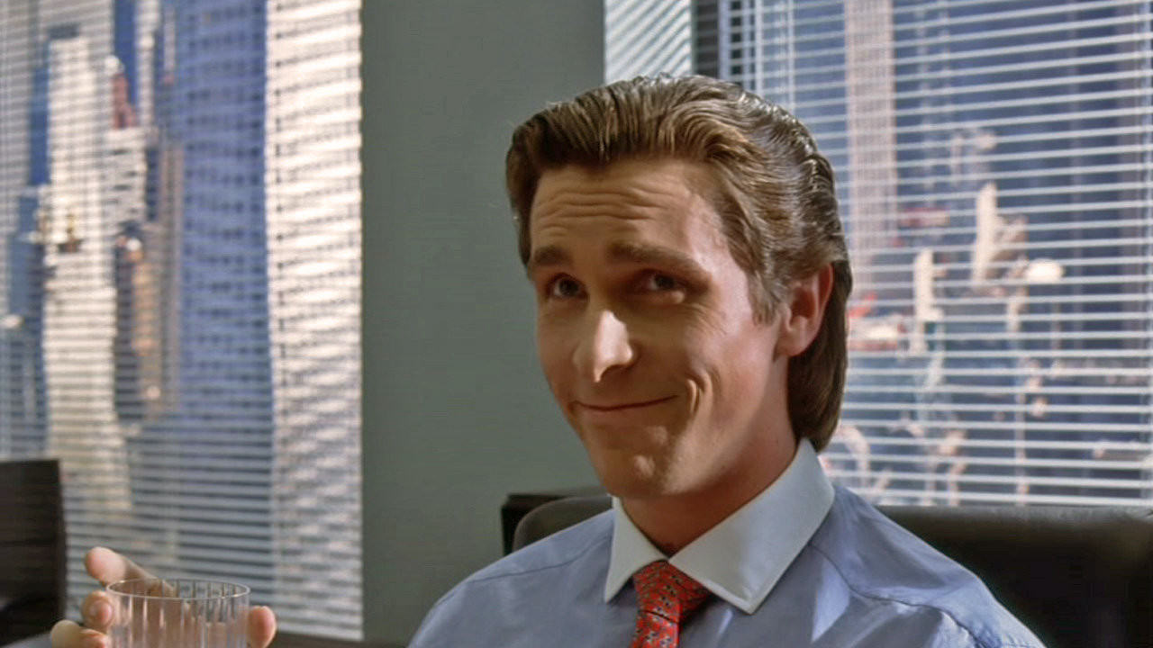 You Could Be A Psychopath If You Work In Any Of These Jobs american psycho