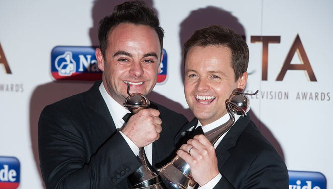 Are Ant & Dec Quitting ITV To Join An Online Streaming Service? ant and dec 1