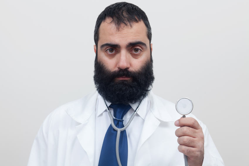 Good News Beard Lovers, They Could Actually Be Very Good For Your Health beard8