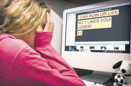Online Pressures Have Created A Nation Of Deeply Unhappy Young People bully3