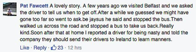 This Bus Drivers Act Of Kindness Will Help Restore Your Faith In Humanity bus driver 7
